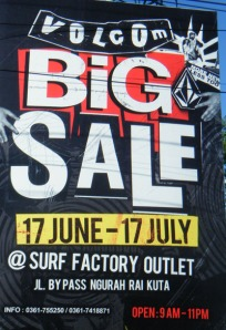 volcom big sale