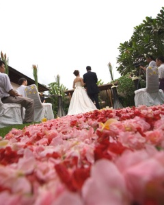 wedding di villa