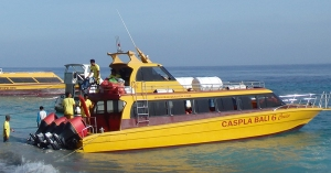 caspla speed boat