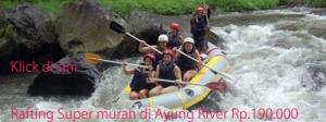 voucher rafting murah