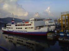 Ferry padang bai - lembar
