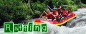 rafting di ayung