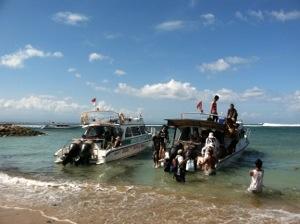 penyeberangan sanur lembongan