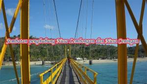 jembatan lembongan ceningan