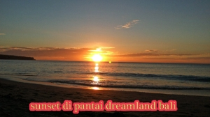 sunset dreamland