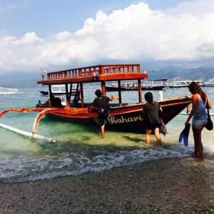 Privat boat