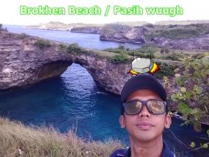 brokhen beach